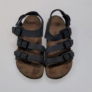 Birkenstock Blue Sandals Size 33